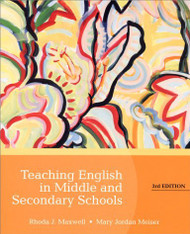 Teaching English In Middle and Secondary Schools by Rhoda Maxwell