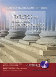 Statistics For Business and Economics - Paul Newbold