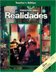 Realidades 3 - Teacher's Edition by Boyles & Prentice Hall