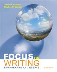Focus On Writing
