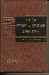 Applied Petroleum Reservoir Engineering by Benjamin Craft