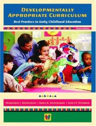Developmentally Appropriate Curriculum - Marjorie Kostelnik