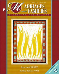 Marriages & Families: Diversity & Change by Mary Schwartz