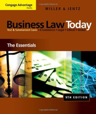 Business Law Today The Essentials