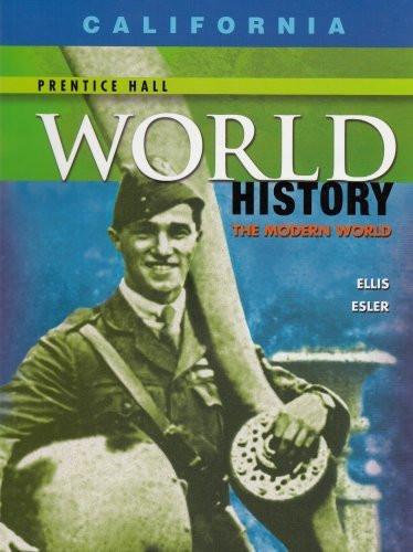 World History-California Edition