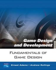 Fundamentals Of Game Design by Ernest Adams