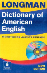 Longman Dictionary Of American English With Thesaurus And Cd-Rom