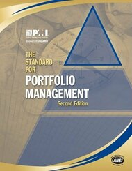 Standard For Portfolio Management -  Project Management Institute