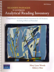 Analytical Reading Inventory - Mary Lynn Woods