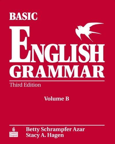 Basic English Grammar Volume B