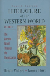 Literature Of The Western World Volume 1
