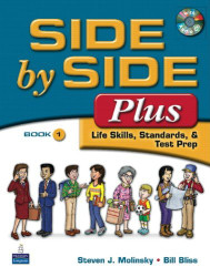 Side By Side Plus 1 Life Skills Standards And Test Prep