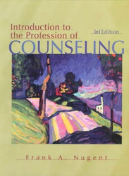 Introduction To The Profession Of Counseling by Frank Nugent