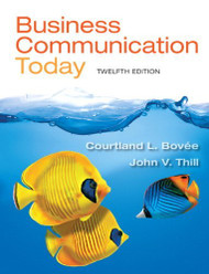 Business Communication Today by Bovee