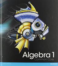 Algebra 1 Common Core Grade 8-9