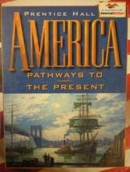 America Pathways To The Present