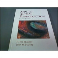 Applied Animal Reproduction - Joe Bearden