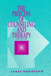 Process Of Counseling And Therapy