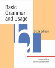 Basic Grammar and Usage - Choy