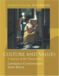 Culture & Values  by Lawrence Cunningham
