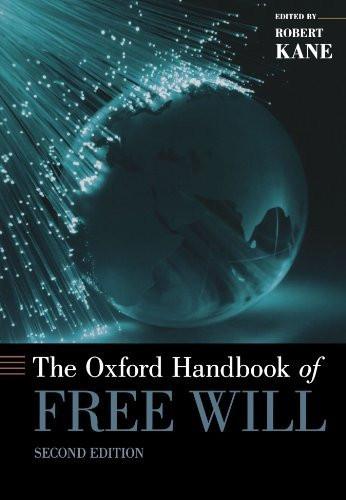Oxford Handbook Of Free Will