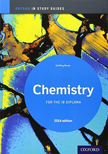 Ib Chemistry Study Guide