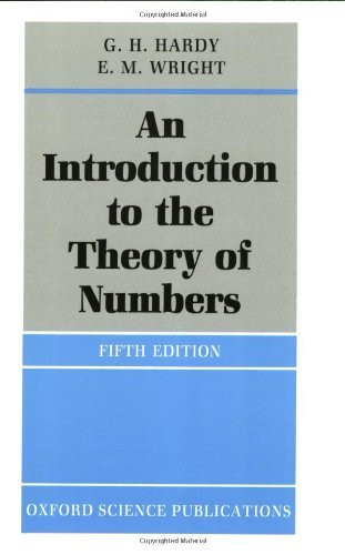 Introduction To The Theory Of Numbers