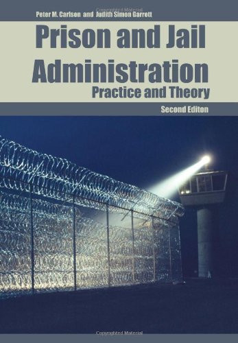 Prison And Jail Administration