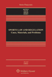 Sports Law And Regulation