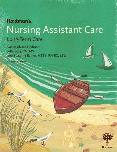 Hartman's Nursing Assistant Care