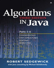 Algorithms In Java Parts 1-4