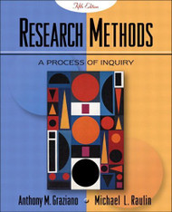 Research Methods by Anthony Graziano