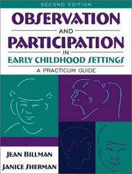 Observation And Participation In Early Childhood Settings