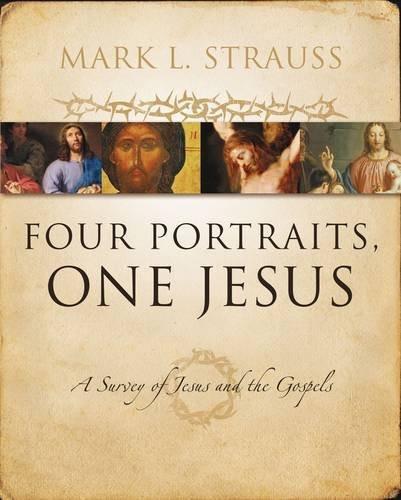 Four Portraits One Jesus