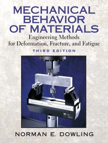 Mechanical Behavior Of Materials
