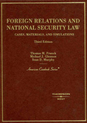 Foreign Relations And National Security Law
