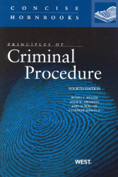 Principles Of Criminal Procedure