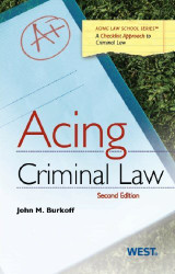 Acing Criminal Law