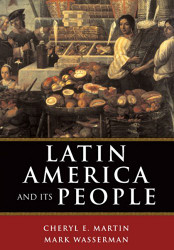 Latin America and Its People by Cheryl Martin