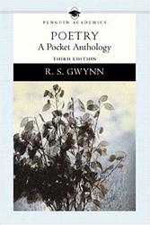 Poetry: A Pocket Anthology by Gwynn
