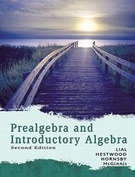 Prealgebra and Introductory Algebra by Margaret Lial