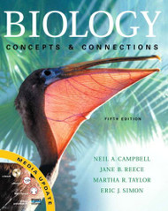 Campbell Biology Concepts And Connections [ by Martha Taylor ]