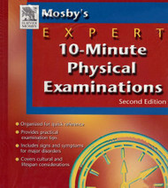 Mosby's Expert Physical Exam Handbook  by Mosby
