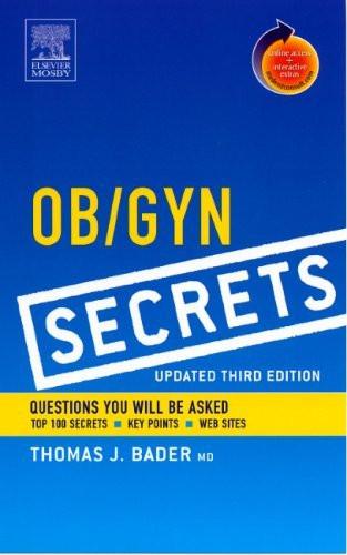 Ob / Gyn Secrets Updated