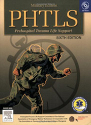 Phtls Prehospital Trauma Life Support - Military Version by Naemt