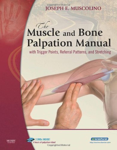 Muscle And Bone Palpation Manual With Trigger Points Referral Patterns And