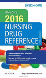 Mosby's 2016 Nursing Drug Reference