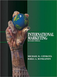 International Marketing - Michael Czinkota