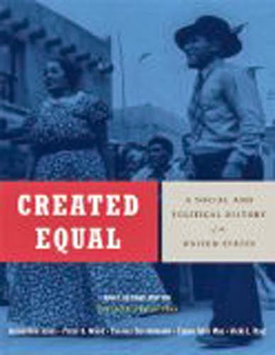 Created Equal Volume 2