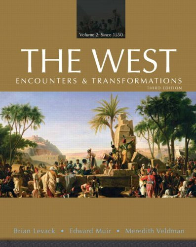 West Volume 2